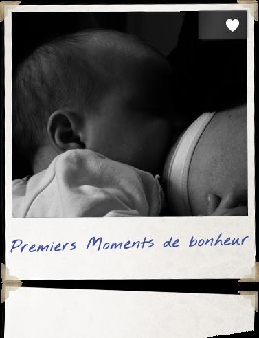 Premiers Moments de bonheur